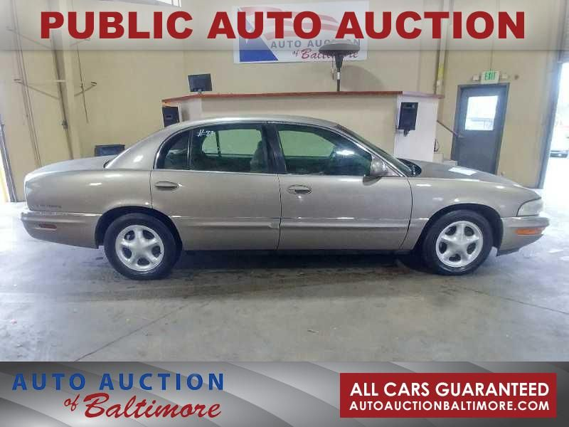 2003 Buick Park Avenue  | JOPPA, MD | Auto Auction of Baltimore  in JOPPA MD