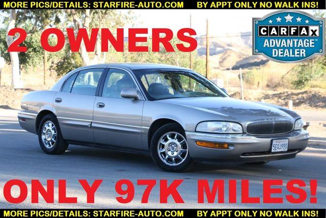 2003 Buick Park Avenue Santa Clarita, CA 0