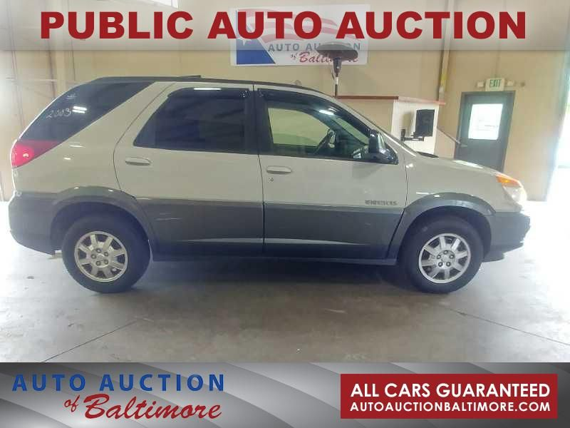 2003 Buick Rendezvous CX   JOPPA, MD   Auto Auction of Baltimore  in JOPPA MD