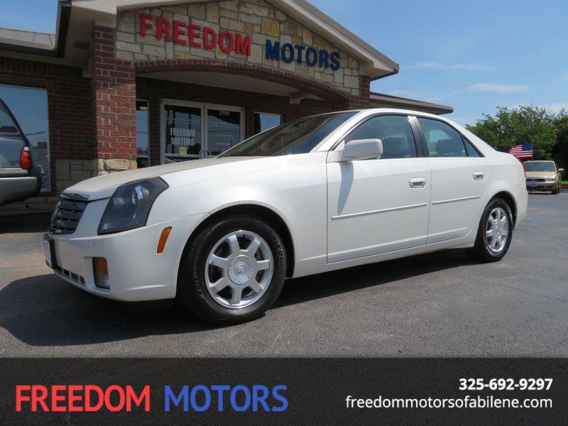 2003 Cadillac CTS  | Abilene, Texas | Freedom Motors  in Abilene Texas