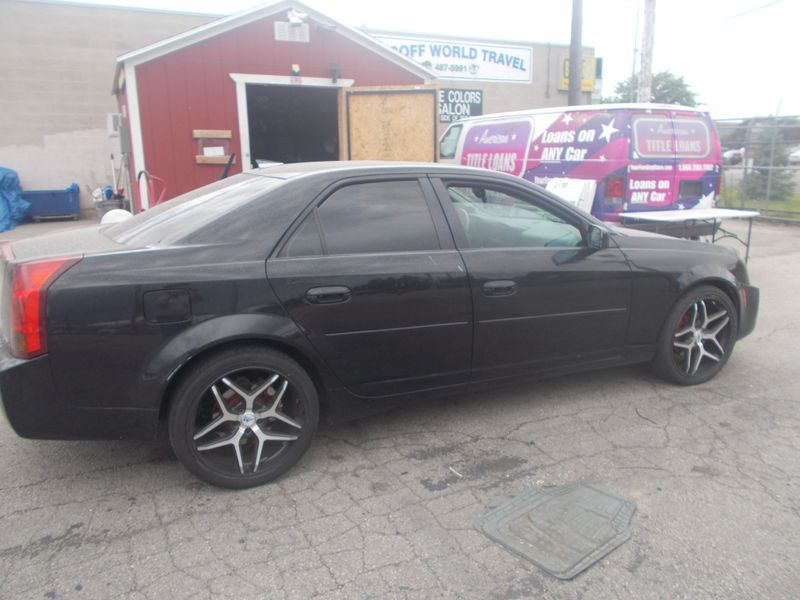2003 Cadillac CTS   in Salt Lake City, UT