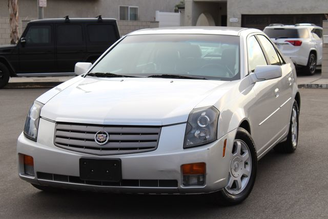 2003 Cadillac CTS SEDAN 1-OWNER 85K MLS SERVICE RECORDS in Woodland Hills CA, 91367