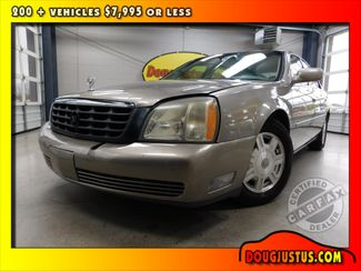 2003 Cadillac DeVille in Airport Motor Mile ( Metro Knoxville ), TN 37777
