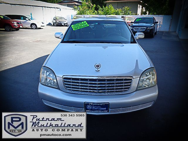 2003 Cadillac DeVille Chico, CA 1