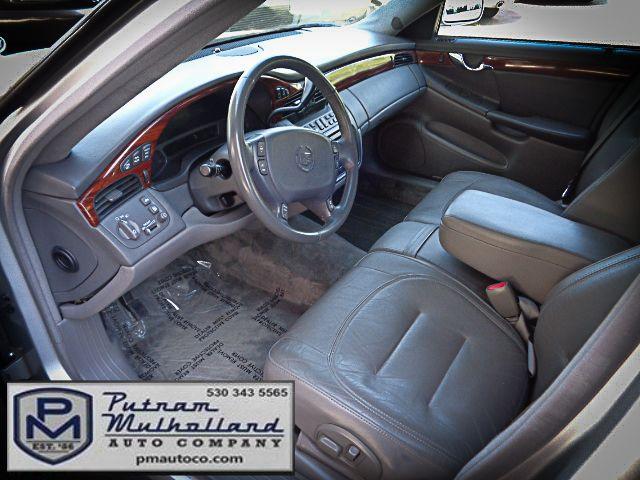 2003 Cadillac DeVille Chico, CA 8