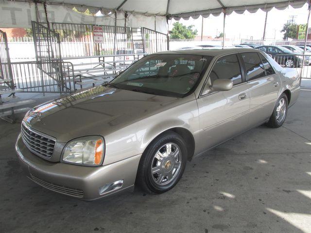 2003 Cadillac DeVille Gardena, California