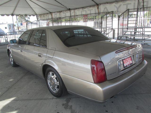 2003 Cadillac DeVille Gardena, California 1