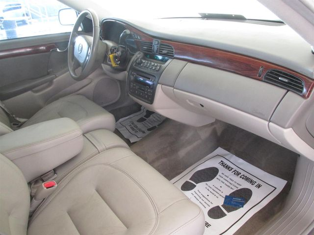 2003 Cadillac DeVille Gardena, California 7