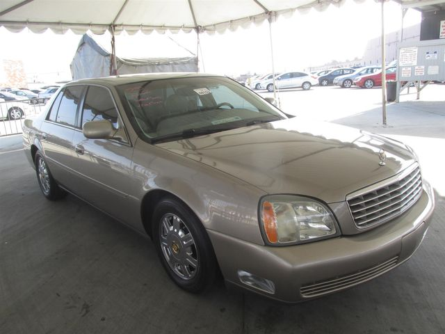 2003 Cadillac DeVille Gardena, California 3