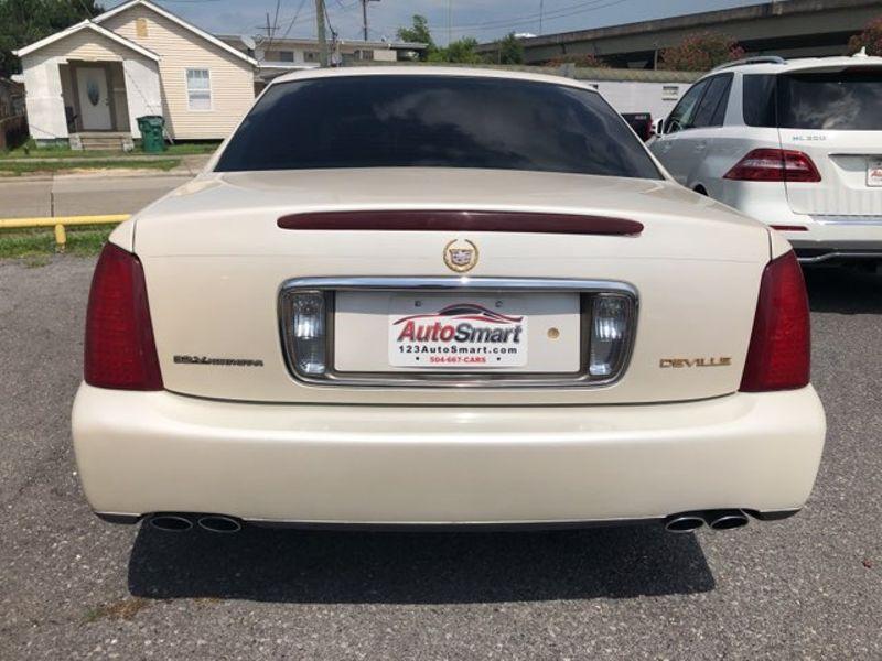 2003 Cadillac DeVille wLivery Pkg  city LA  AutoSmart  in Gretna, LA