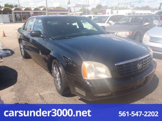 2003 Cadillac DeVille DTS Lake Worth , Florida
