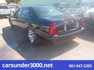 2003 Cadillac DeVille DTS Lake Worth , Florida 1