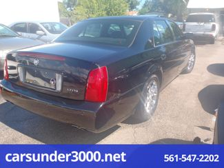 2003 Cadillac DeVille DTS Lake Worth , Florida 2