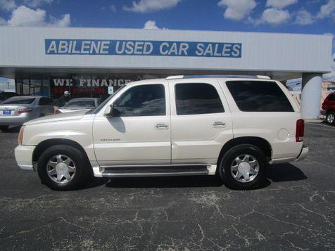 2003 Cadillac Escalade  in Abilene, TX