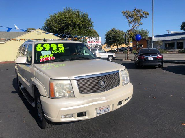 2003 Cadillac Escalade in Arroyo Grande, CA 93420