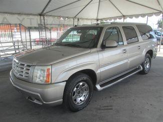 2003 Cadillac Escalade ESV Gardena, California