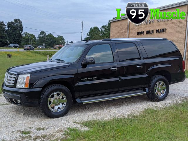 2003 Cadillac Escalade ESV AWD in Hope Mills, NC 28348