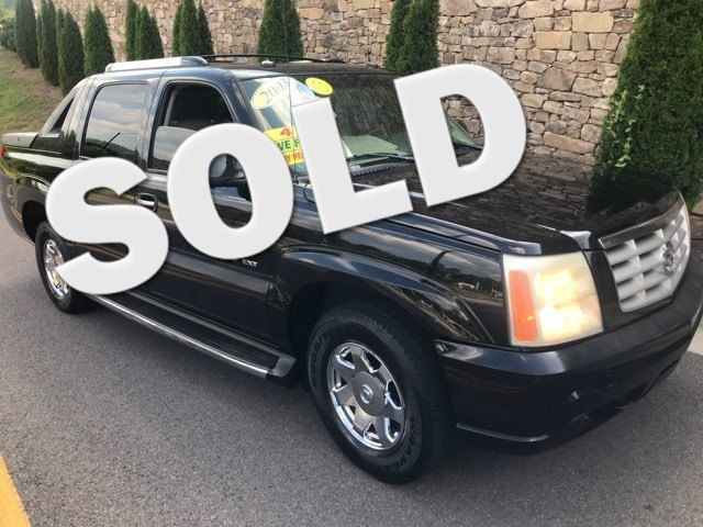 2003 Cadillac-3 Owner Escalade-CARMARTSOUTH.COM Base-BUY HERE PAY HERE Knoxville, Tennessee