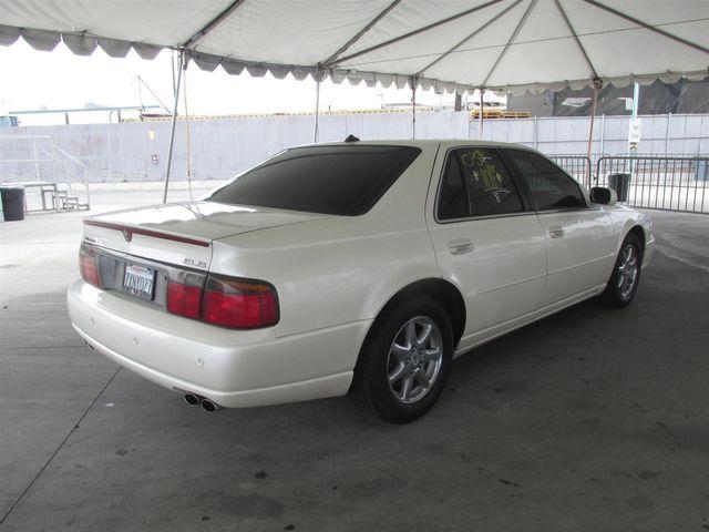 2003 Cadillac Seville Luxury SLS Gardena, California 2