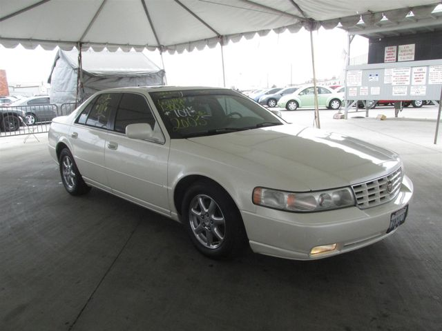 2003 Cadillac Seville Luxury SLS Gardena, California 3