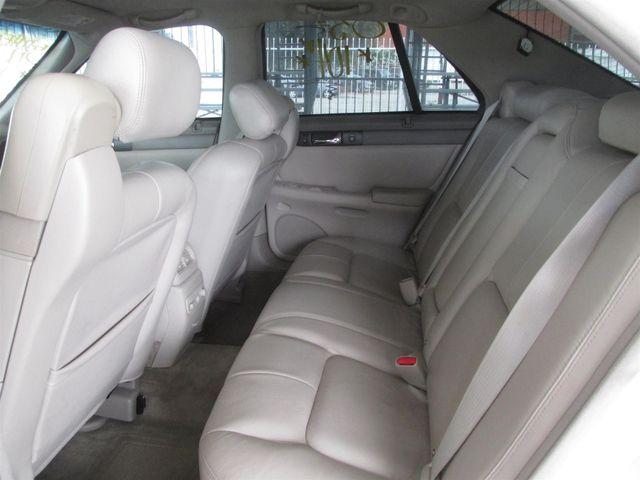2003 Cadillac Seville Luxury SLS Gardena, California 10