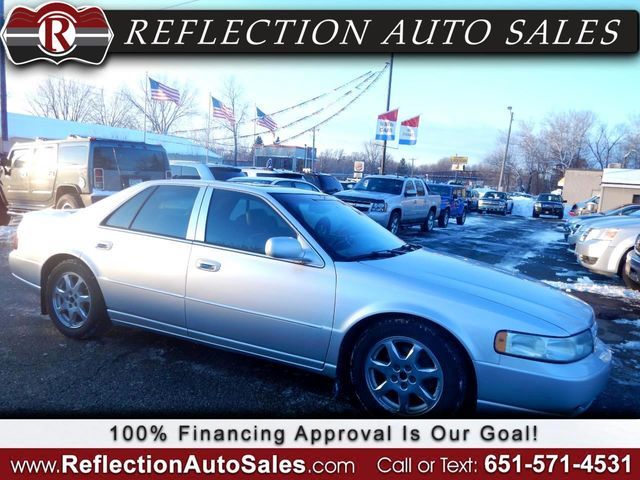 2003 Cadillac Seville Touring STS