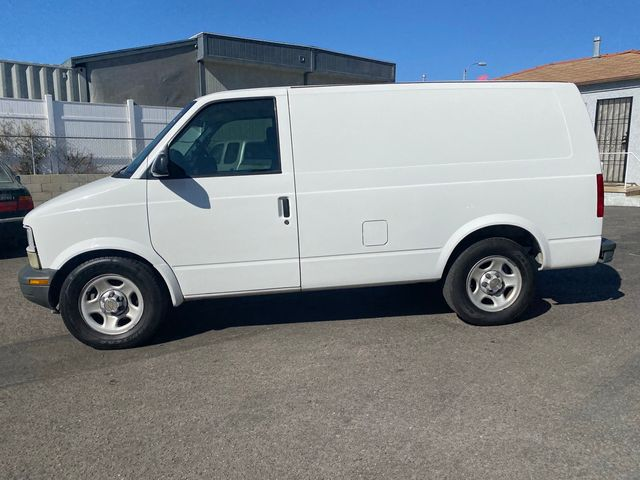 2003 Chevrolet Astro Cargo Van w/ REAR WEATHER GUARD STORAGE - 1 OWNER, CLEAN TITLE, NO ACCIDENTS, 121,000 MILES