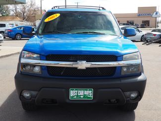 2003 Chevrolet Avalanche 1500 Englewood, CO 1
