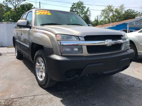 2003 Chevrolet Avalanche  in Jacksonville, Florida