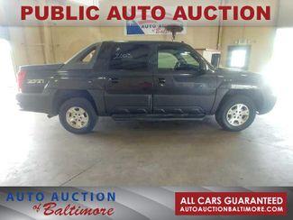 2003 Chevrolet Avalanche  | JOPPA, MD | Auto Auction of Baltimore  in Joppa MD