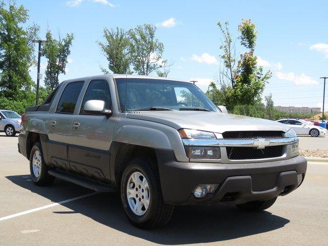 2003 Chevrolet Avalanche Base