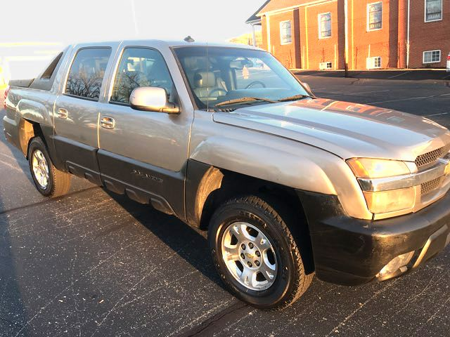 2003 Chevrolet-Our Sales Rep'S Truck! Avalanche-$5995 BUY HERE PAY HERE 1500 North Face
