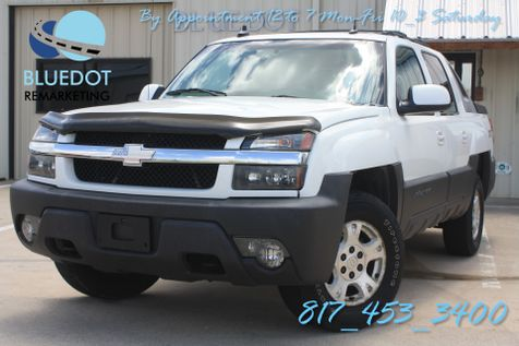 2003 Chevrolet Avalanche | LEATHER-SUNROOF  in Mansfield, TX