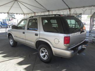 2003 Chevrolet Blazer LS Gardena, California 1