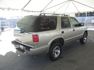 2003 Chevrolet Blazer LS Gardena, California 2