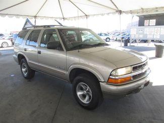 2003 Chevrolet Blazer LS Gardena, California 3