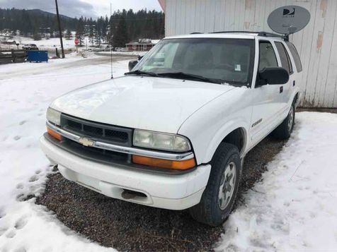 2003 Chevrolet Blazer LS in