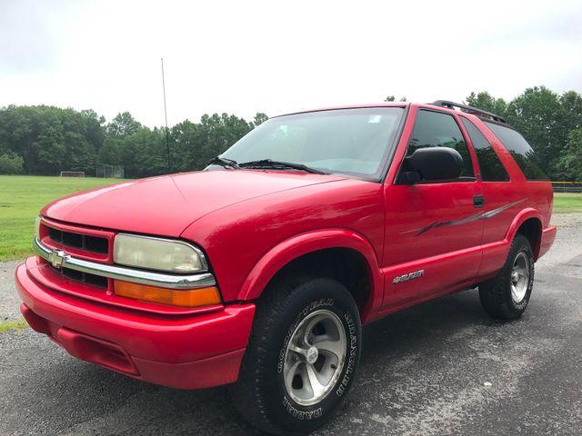 2003 Chevrolet Blazer LS Ravenna, Ohio