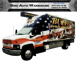 2003 Chevrolet C6500 Kodiak Duramax Diesel Utility Stage Box RV Hauler | Canton, Ohio | Ohio Auto Warehouse LLC in Canton Ohio