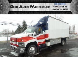 2003 Chevrolet C6500 Kodiak Diesel Utility Box Truck Hauler RV Service | Canton, Ohio | Ohio Auto Warehouse LLC in Canton Ohio