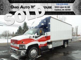 2003 Chevrolet C6500 Kodiak Diesel Utility Box Truck Hauler RV Service   Canton, Ohio   Ohio Auto Warehouse LLC in Canton Ohio