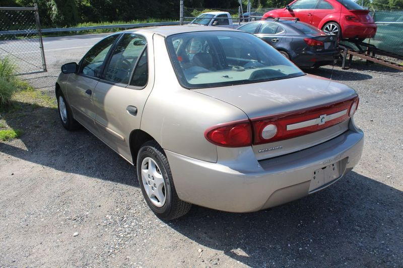 2003 Chevrolet Cavalier   city MD  South County Public Auto Auction  in Harwood, MD