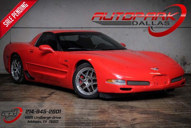 2003 Chevrolet Corvette Z06 w/ Upgrades in Addison TX, 75001