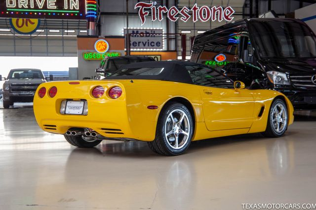2003 Chevrolet Corvette Base in Addison, Texas 75001