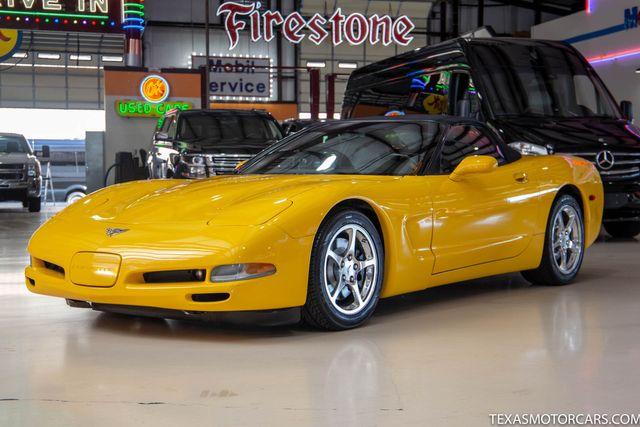 2003 Chevrolet Corvette Base in Addison, Texas 75001