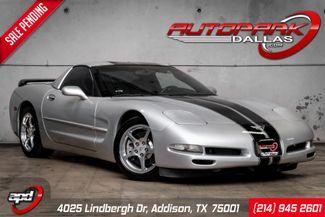 2003 Chevrolet Corvette 50th Anniversary Edition in Addison, TX 75001
