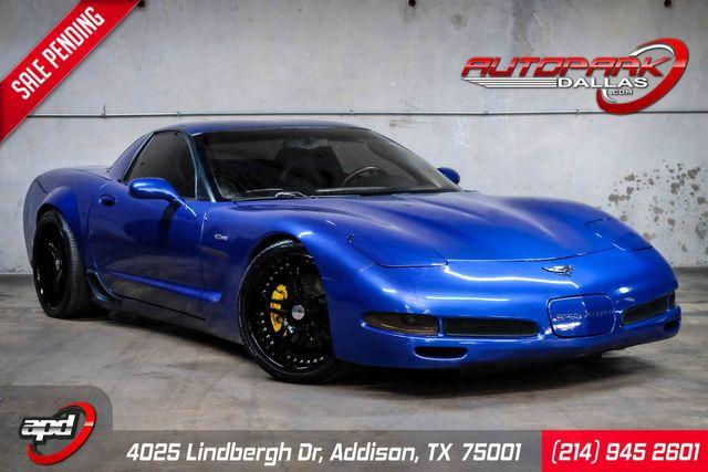 2003 Chevrolet Corvette Z06 Wide Body w/ Upgrades