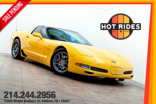 2003 Chevrolet Corvette Z06 Heads/Cam w/ Upgrades