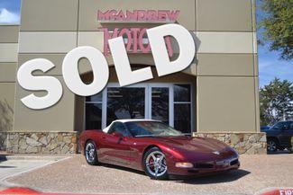 2003 Chevrolet Corvette 50th Anniversary in Arlington, TX Texas, 76013