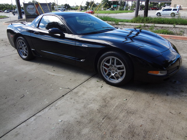 2003 Chevrolet Corvette Z06 Austin , Texas 10